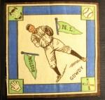 1914 B18 Blankets #48 WI Hank Gowdy   Front Thumbnail