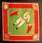 1914 B18 Blankets #57 GI Jake Daubert   Back Thumbnail