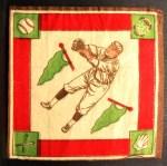 1914 B18 Blankets #45  Ray Morgan  Back Thumbnail