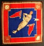 1914 B18 Blankets #62 BLU Casey Stengel   Back Thumbnail