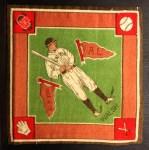 1914 B18 Blankets #36 GI Jimmy Walsh   Front Thumbnail