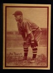 1931 W517 #46  Joe Sewell  Front Thumbnail
