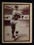 1931 W517 #14  Harry Heilmann  Front Thumbnail