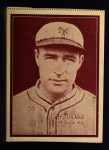 1931 W517 #33  Lefty O'Doul  Front Thumbnail