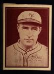 1931 W517 #33  Lefty O'Doul  Front Thumbnail