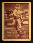 1931 W517 #9  Bucky Harris  Front Thumbnail
