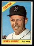 1966 Topps #161 COR Jerry Lumpe  Front Thumbnail