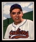 1950 Bowman #147  Mike Garcia  Front Thumbnail