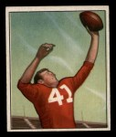 1950 Bowman #22  Billy Dewell  Front Thumbnail