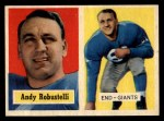 1957 Topps #71  Andy Robustelli  Front Thumbnail