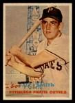 1957 Topps #345  Paul Smith  Front Thumbnail