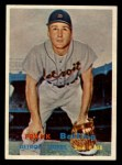 1957 Topps #325  Frank Bolling  Front Thumbnail