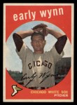 1959 Topps #260  Early Wynn  Front Thumbnail