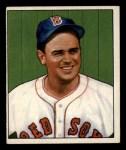 1950 Bowman #45  Al Zarilla  Front Thumbnail