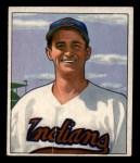 1950 Bowman #132  Mickey Vernon  Front Thumbnail