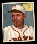 1950 Bowman #145  Jack Graham  Front Thumbnail