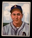 1950 Bowman #213  Carl Scheib  Front Thumbnail