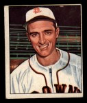 1950 Bowman #191 CPR Dick Starr  Front Thumbnail