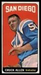 1965 Topps #154  Chuck Allen  Front Thumbnail