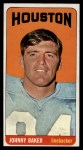 1965 Topps #67  John Baker  Front Thumbnail