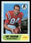 1968 Topps #150  Art Graham  Front Thumbnail