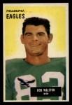 1955 Bowman #13  Bob Walston  Front Thumbnail