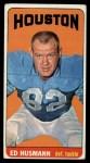 1965 Topps #79  Ed Husmann  Front Thumbnail