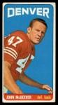 1965 Topps #59  John McGeever  Front Thumbnail