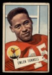 1952 Bowman Small #39  Emlen Tunnel  Front Thumbnail