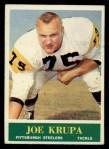 1964 Philadelphia #145  Joe Krupa  Front Thumbnail