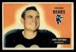 1955 Bowman #56  John Hoffman  Front Thumbnail