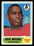 1968 Topps #45  Leroy Mitchell  Front Thumbnail