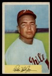 1954 Bowman #143  Willie Jones  Front Thumbnail