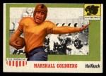 1955 Topps #89  Marshall Goldberg  Front Thumbnail
