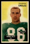 1955 Bowman #138  Norm Willey  Front Thumbnail