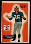 1955 Bowman #118  Royce Womble  Front Thumbnail