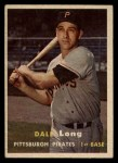 1957 Topps #3  Dale Long  Front Thumbnail