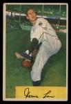 1954 Bowman #187  Vern Law  Front Thumbnail