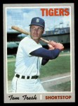 1970 Topps #698  Tom Tresh  Front Thumbnail
