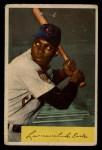 1954 Bowman #116  Luke Easter  Front Thumbnail