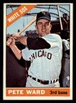 1966 Topps #25  Pete Ward  Front Thumbnail
