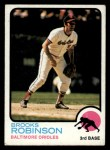 1973 Topps #90  Brooks Robinson  Front Thumbnail