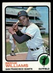 1973 Topps #557  Bernie Williams  Front Thumbnail