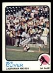 1973 Topps #289  Bob Oliver  Front Thumbnail