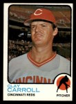 1973 Topps #195  Clay Carroll  Front Thumbnail