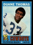 1971 Topps #65  Duane Thomas  Front Thumbnail