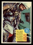 1963 Topps Astronaut Popsicle #43   Studying his maps Front Thumbnail