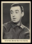 1965 Fleer Gomer Pyle #19   I'm So Tired Front Thumbnail
