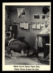 1965 Fleer Gomer Pyle #18   While You're Down There Pyle Front Thumbnail
