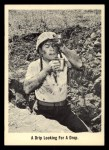 1965 Fleer Gomer Pyle #57   Drip Looking for Drop Front Thumbnail